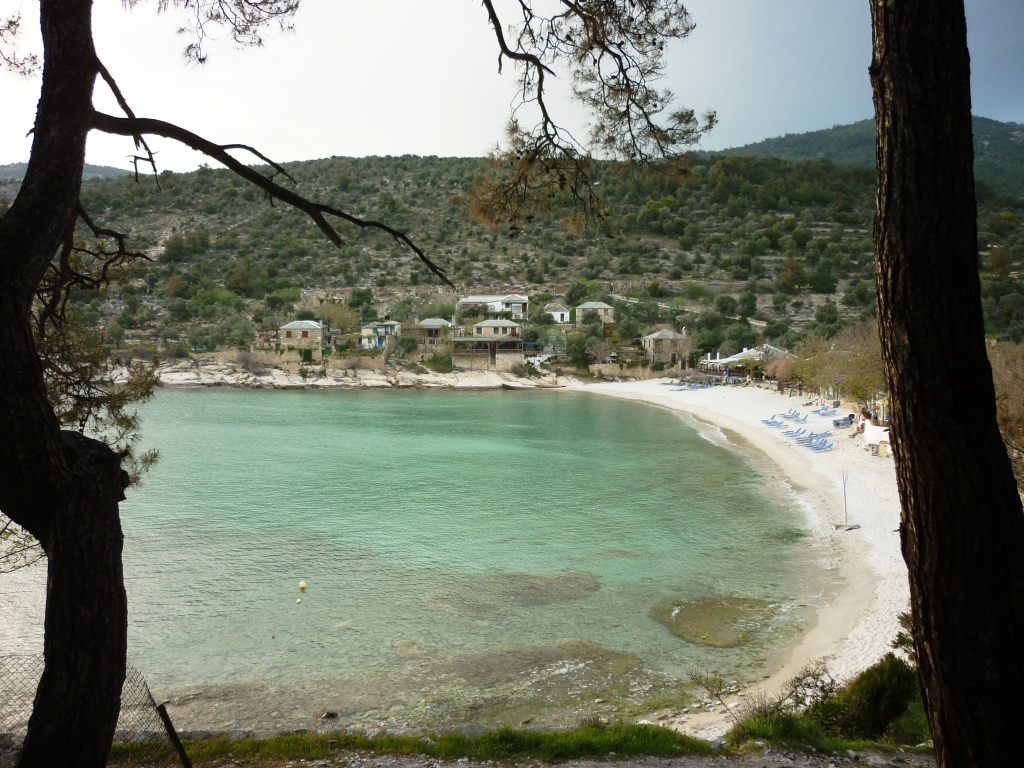 thassos, real estate
